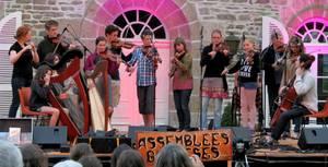 Concert des stagiaires 2013