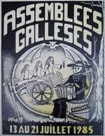 L'affiche de 1985
