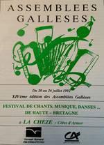 l'affiche 1992