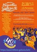 Le flyer des Gallésies