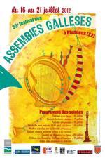 L'affiche 2012 - spectacles