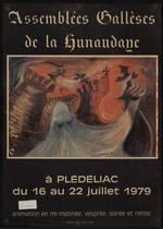 La première affiche 1979