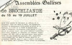 Le programme 1981