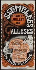 L'affiche de 1983