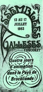Le programme 1983