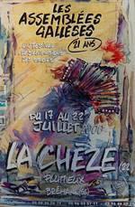 L'affiche de 2000