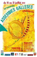 L'affiche 2012 - stages